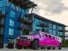 Pink Hummer Limo Rentals Portland